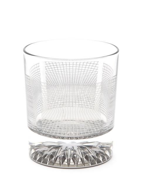 Titaniumline GLASS ロックグラス 幾何学